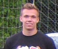 Betreuer Jan Hüttemeister