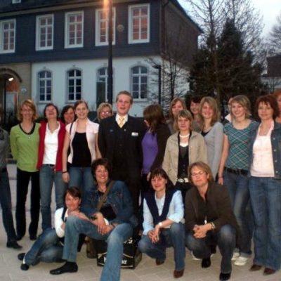 Frauenfahrt Krombach 2009