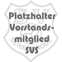Ralf Berkowitz : 2. Vorsitzender SVS